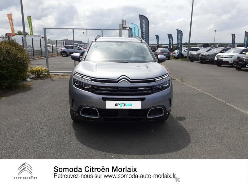 Photo 2 de l'offre de CITROEN C5 Aircross BlueHDi 130ch S&S Shine Pack EAT8 E6.d à 32990€ chez Somoda - Citroën Morlaix