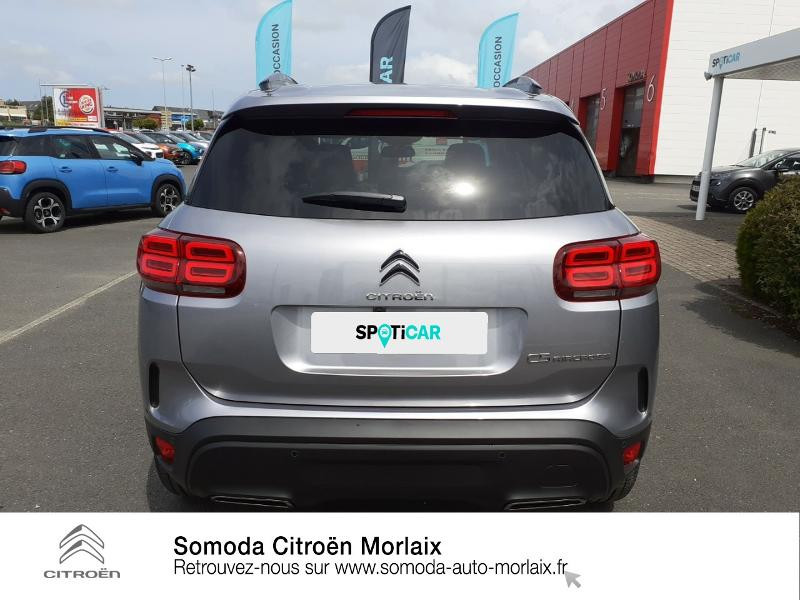 Photo 5 de l'offre de CITROEN C5 Aircross BlueHDi 130ch S&S Shine Pack EAT8 E6.d à 32990€ chez Somoda - Citroën Morlaix