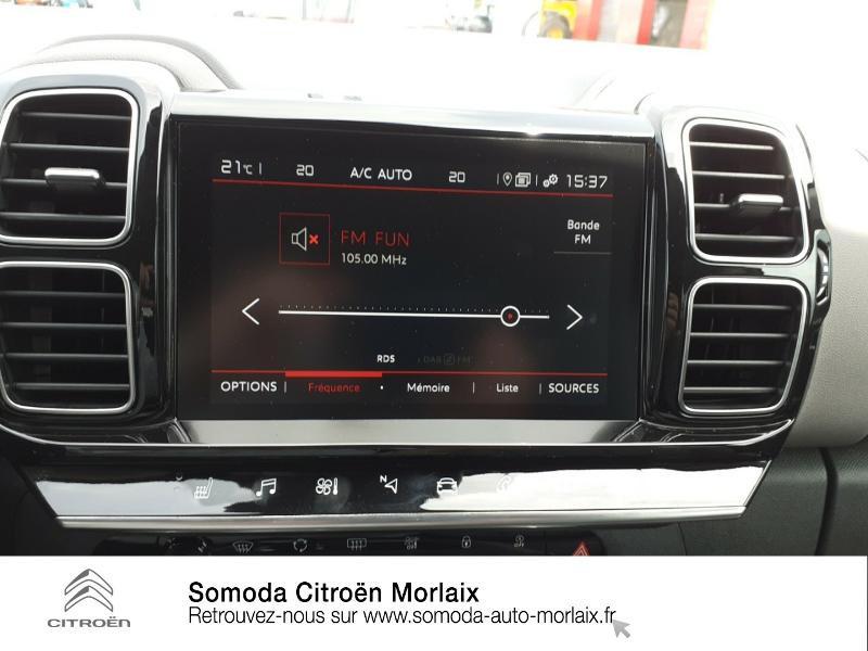 Photo 12 de l'offre de CITROEN C5 Aircross BlueHDi 130ch S&S Shine Pack EAT8 E6.d à 32990€ chez Somoda - Citroën Morlaix