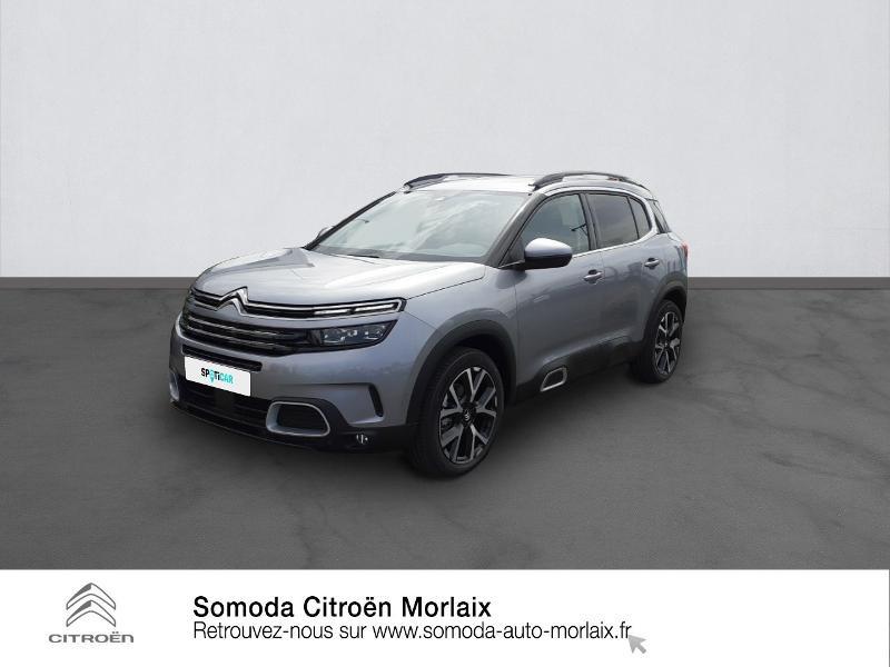 Photo 1 de l'offre de CITROEN C5 Aircross BlueHDi 130ch S&S Shine Pack EAT8 E6.d à 32990€ chez Somoda - Citroën Morlaix