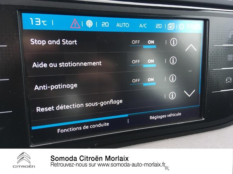 Photo 16 de l'offre de CITROEN C4 Picasso BlueHDi 100ch Business S&S à 13900€ chez Somoda - Citroën Morlaix