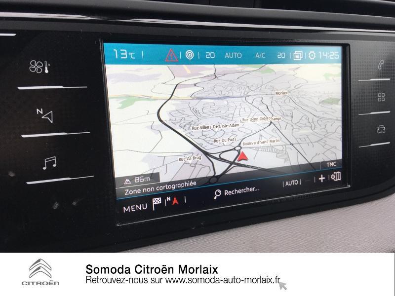 Photo 13 de l'offre de CITROEN C4 Picasso BlueHDi 100ch Business S&S à 13900€ chez Somoda - Citroën Morlaix
