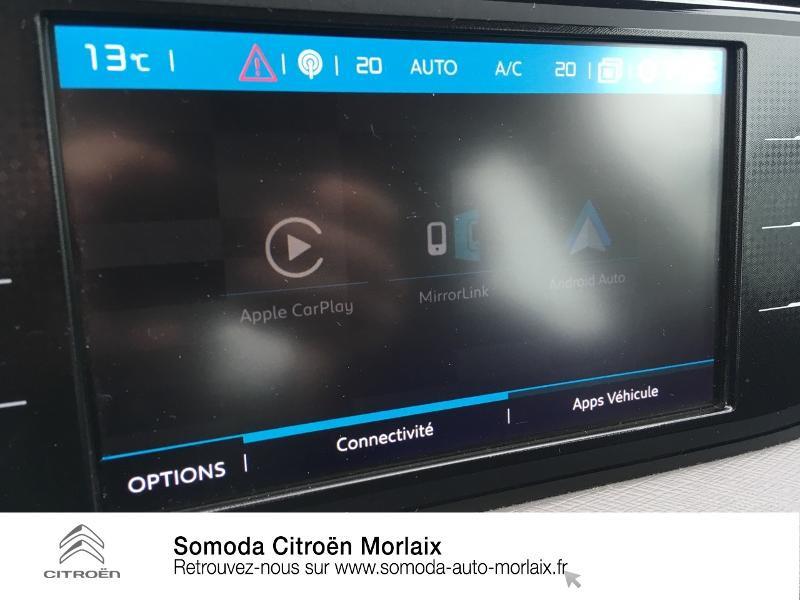 Photo 15 de l'offre de CITROEN C4 Picasso BlueHDi 100ch Business S&S à 13900€ chez Somoda - Citroën Morlaix