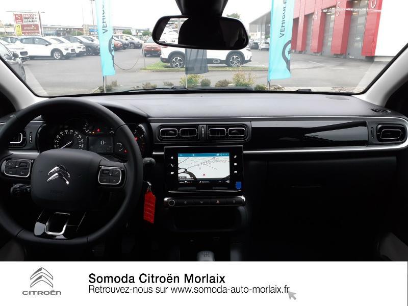 Photo 8 de l'offre de CITROEN C3 1.2 PureTech 110ch S&S Shine 124g à 17490€ chez Somoda - Citroën Morlaix