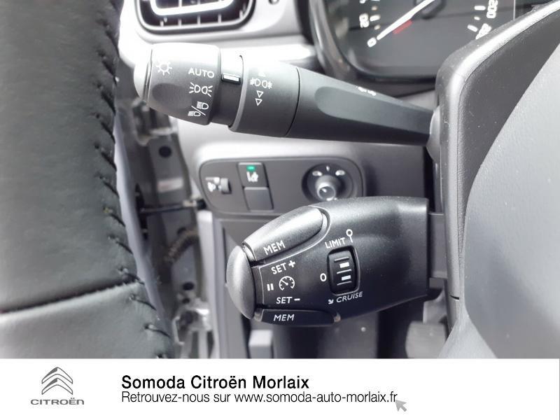 Photo 18 de l'offre de CITROEN C3 1.2 PureTech 110ch S&S Shine 124g à 17490€ chez Somoda - Citroën Morlaix