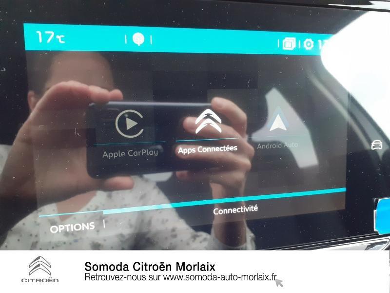 Photo 14 de l'offre de CITROEN C3 1.2 PureTech 110ch S&S Shine 124g à 17490€ chez Somoda - Citroën Morlaix