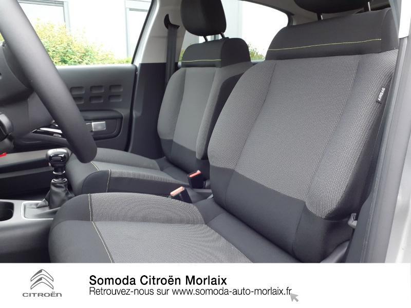 Photo 9 de l'offre de CITROEN C3 1.2 PureTech 110ch S&S Shine 124g à 17490€ chez Somoda - Citroën Morlaix