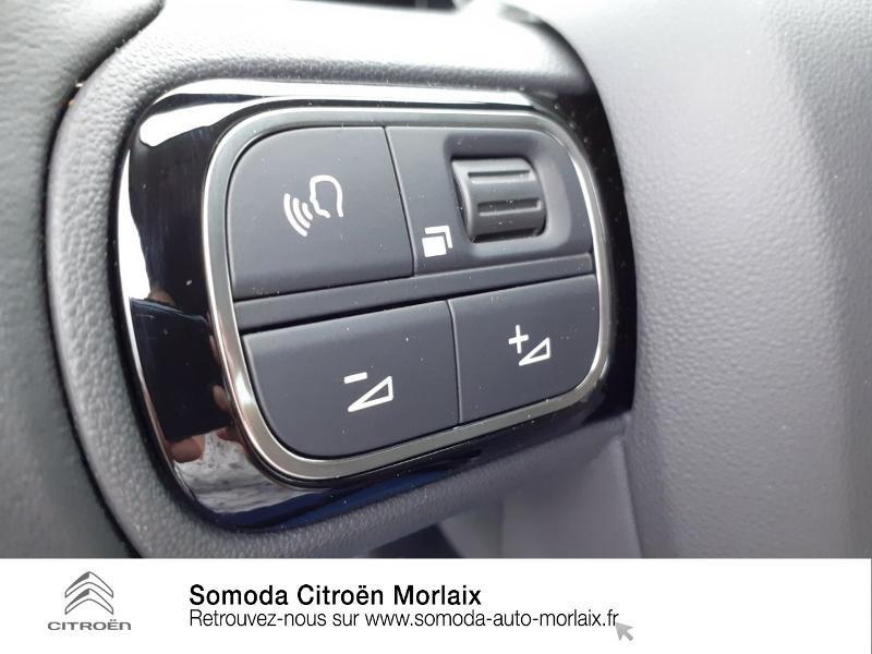 Photo 19 de l'offre de CITROEN C3 1.2 PureTech 110ch S&S Shine 124g à 17490€ chez Somoda - Citroën Morlaix