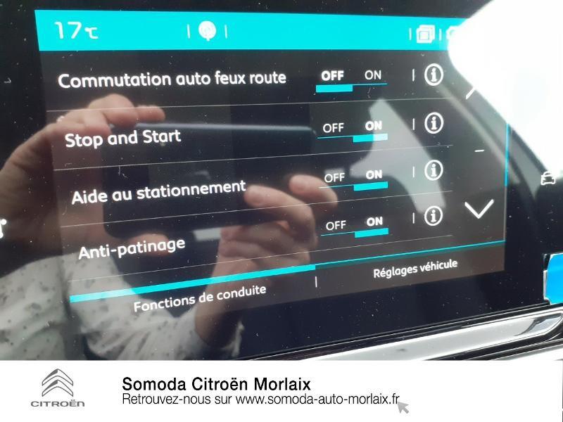 Photo 15 de l'offre de CITROEN C3 1.2 PureTech 110ch S&S Shine 124g à 17490€ chez Somoda - Citroën Morlaix