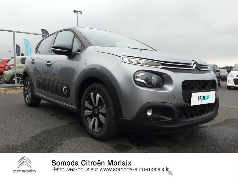 Photo 3 de l'offre de CITROEN C3 1.2 PureTech 110ch S&S Shine 124g à 17490€ chez Somoda - Citroën Morlaix