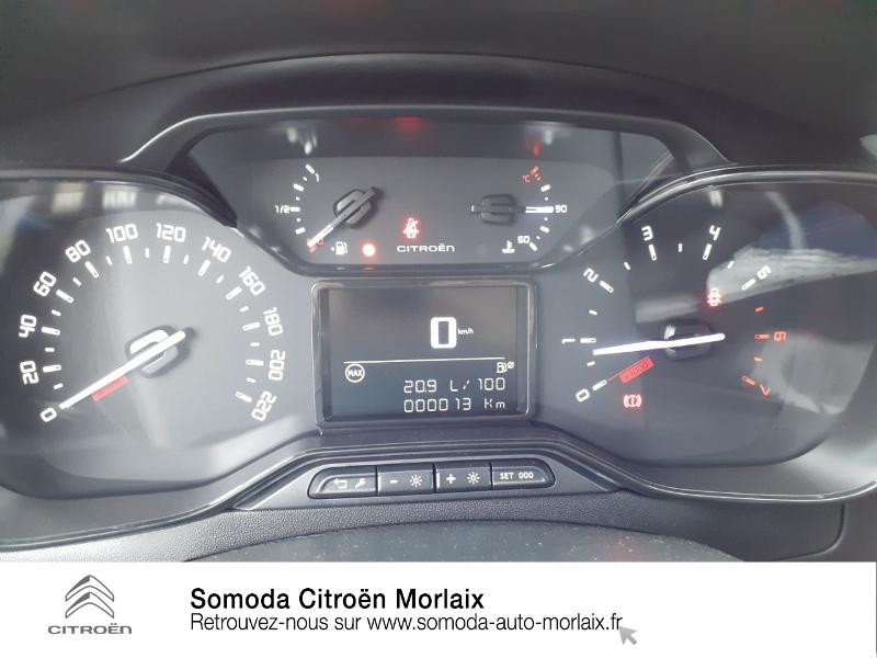 Photo 20 de l'offre de CITROEN C3 1.2 PureTech 110ch S&S Shine 124g à 17490€ chez Somoda - Citroën Morlaix