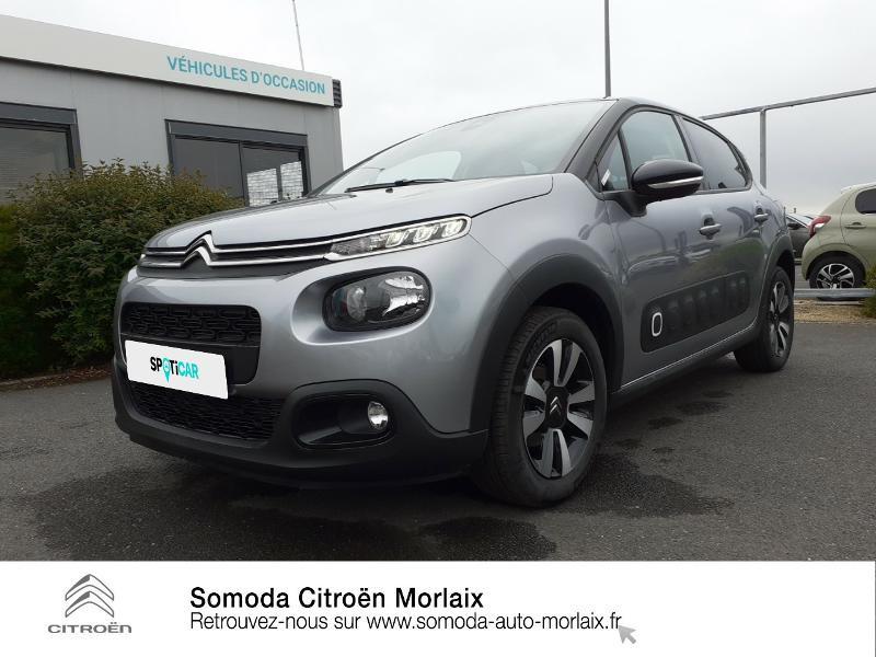 Photo 21 de l'offre de CITROEN C3 1.2 PureTech 110ch S&S Shine 124g à 17490€ chez Somoda - Citroën Morlaix