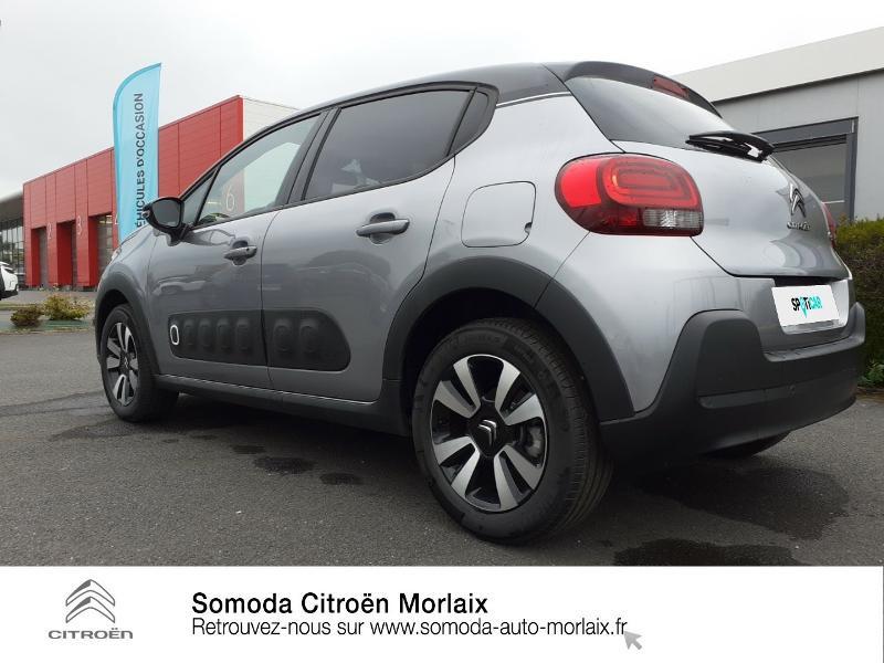 Photo 7 de l'offre de CITROEN C3 1.2 PureTech 110ch S&S Shine 124g à 17490€ chez Somoda - Citroën Morlaix