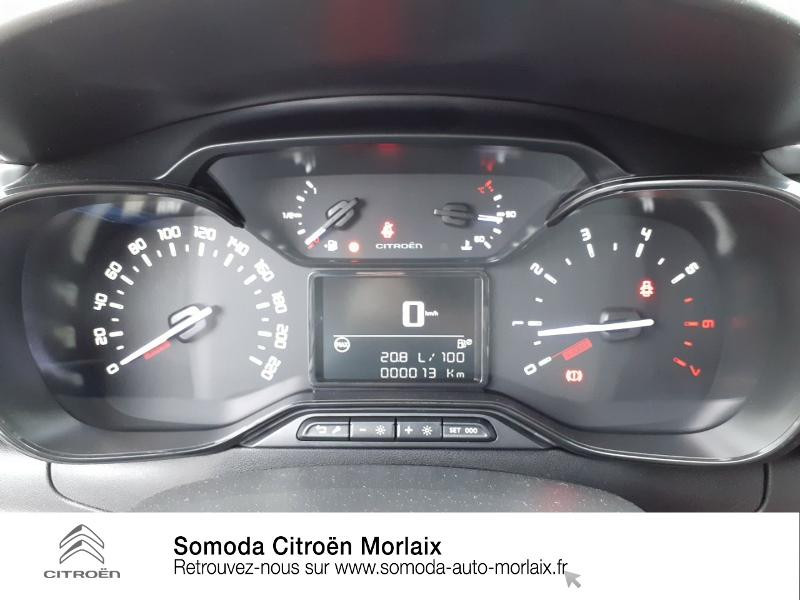 Photo 12 de l'offre de CITROEN C3 1.2 PureTech 110ch S&S Shine 124g à 17490€ chez Somoda - Citroën Morlaix