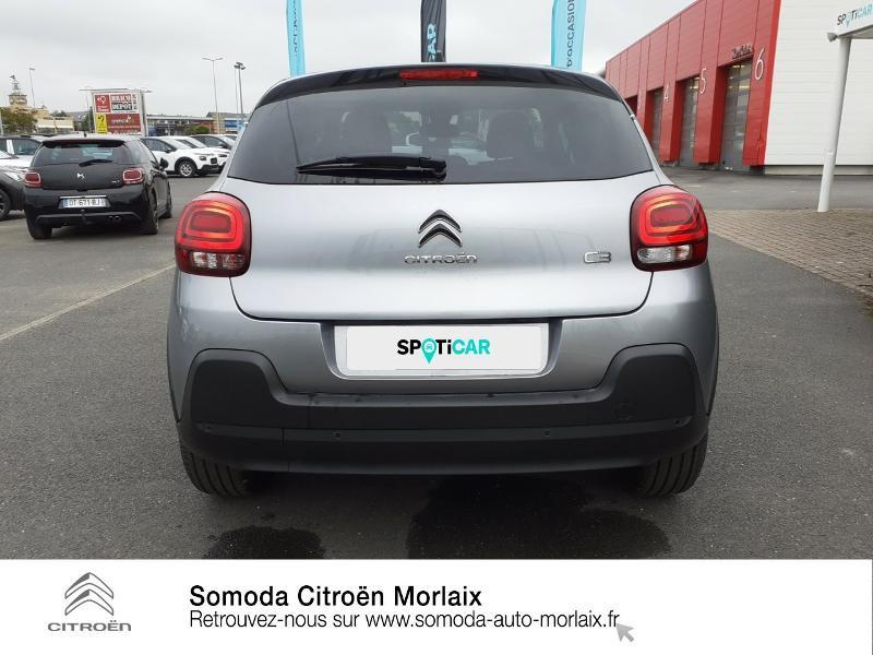 Photo 5 de l'offre de CITROEN C3 1.2 PureTech 110ch S&S Shine 124g à 17490€ chez Somoda - Citroën Morlaix