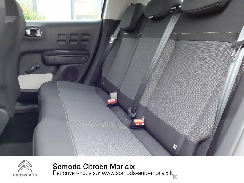 Photo 10 de l'offre de CITROEN C3 1.2 PureTech 110ch S&S Shine 124g à 17490€ chez Somoda - Citroën Morlaix