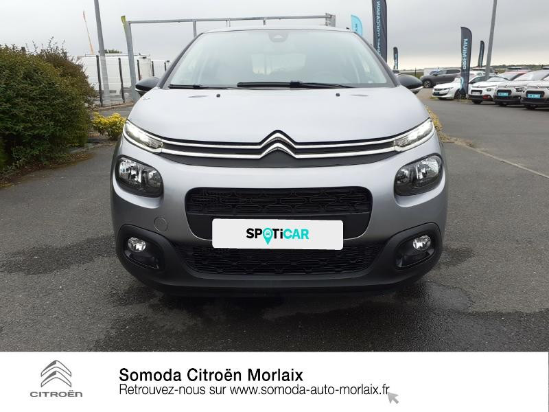 Photo 2 de l'offre de CITROEN C3 1.2 PureTech 110ch S&S Shine 124g à 17490€ chez Somoda - Citroën Morlaix