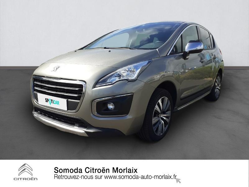 Peugeot 3008 1.6 BlueHDi 120ch Style II S&S Diesel Beige Occasion à vendre