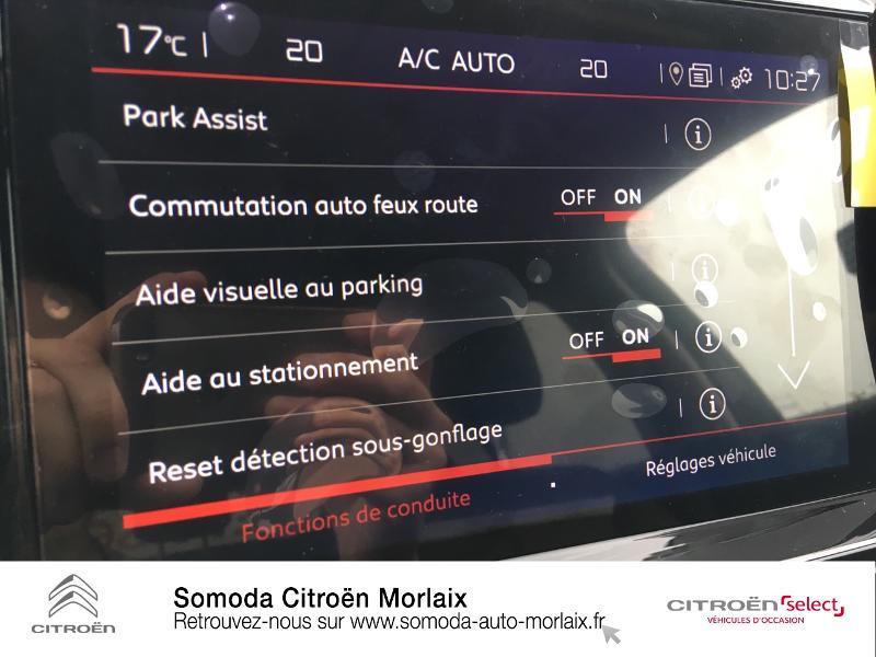 Photo 17 de l'offre de CITROEN C5 Aircross BlueHDi 180ch S&S Shine EAT8 à 32990€ chez Somoda - Citroën Morlaix