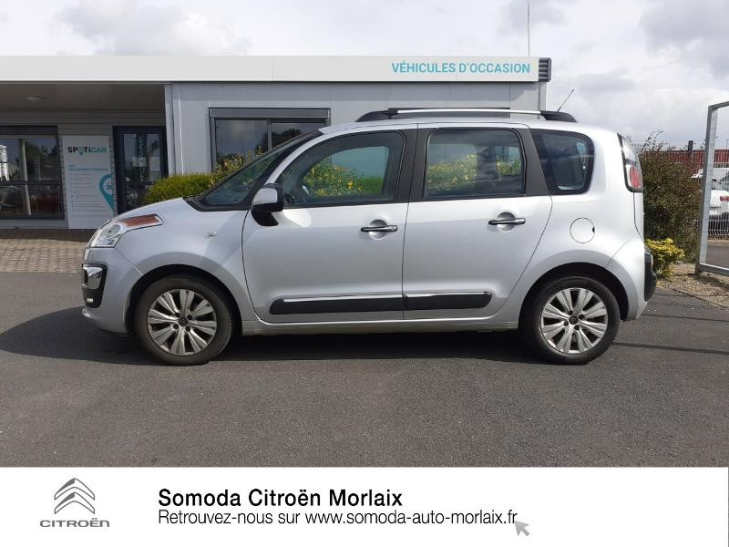 Photo 4 de l'offre de CITROEN C3 Picasso BlueHDi 100 Feel Edition à 11500€ chez Somoda - Citroën Morlaix