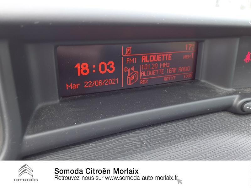 Photo 13 de l'offre de CITROEN C3 Picasso BlueHDi 100 Feel Edition à 11500€ chez Somoda - Citroën Morlaix