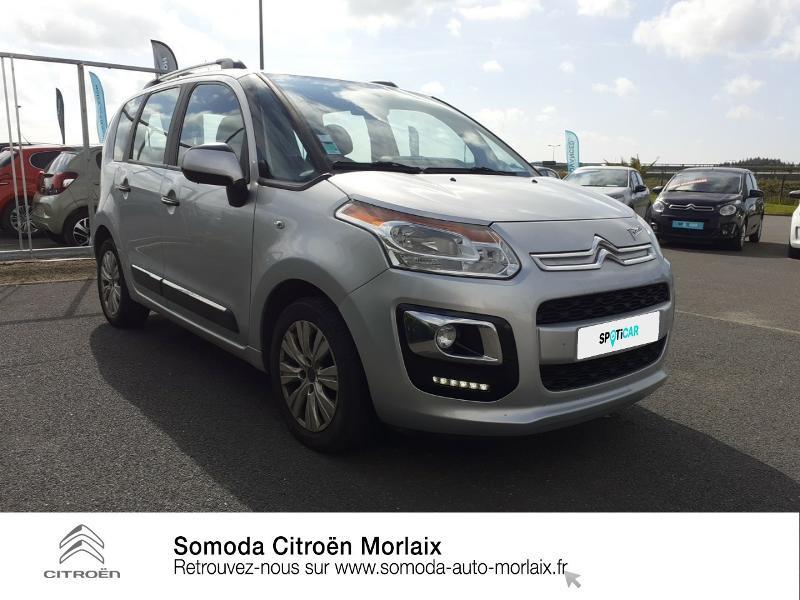 Photo 3 de l'offre de CITROEN C3 Picasso BlueHDi 100 Feel Edition à 11500€ chez Somoda - Citroën Morlaix