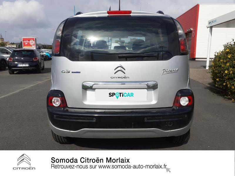 Photo 5 de l'offre de CITROEN C3 Picasso BlueHDi 100 Feel Edition à 11500€ chez Somoda - Citroën Morlaix
