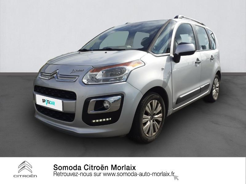 Photo 1 de l'offre de CITROEN C3 Picasso BlueHDi 100 Feel Edition à 11500€ chez Somoda - Citroën Morlaix