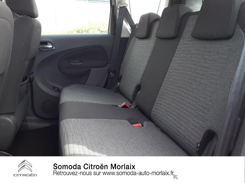 Photo 10 de l'offre de CITROEN C3 Picasso BlueHDi 100 Feel Edition à 11500€ chez Somoda - Citroën Morlaix