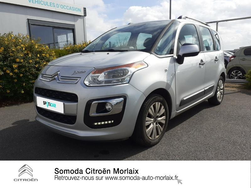 Photo 19 de l'offre de CITROEN C3 Picasso BlueHDi 100 Feel Edition à 11500€ chez Somoda - Citroën Morlaix