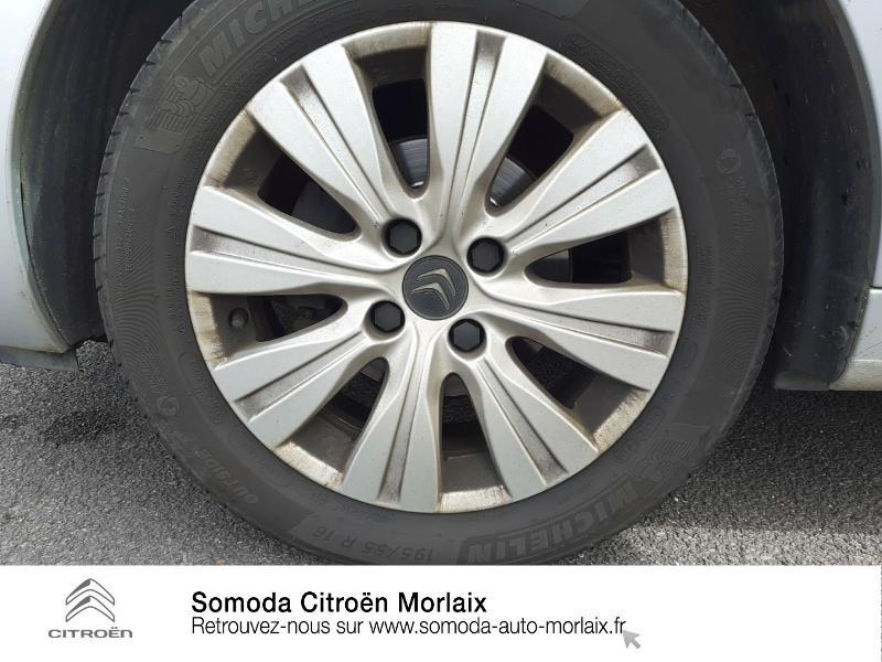 Photo 11 de l'offre de CITROEN C3 Picasso BlueHDi 100 Feel Edition à 11500€ chez Somoda - Citroën Morlaix