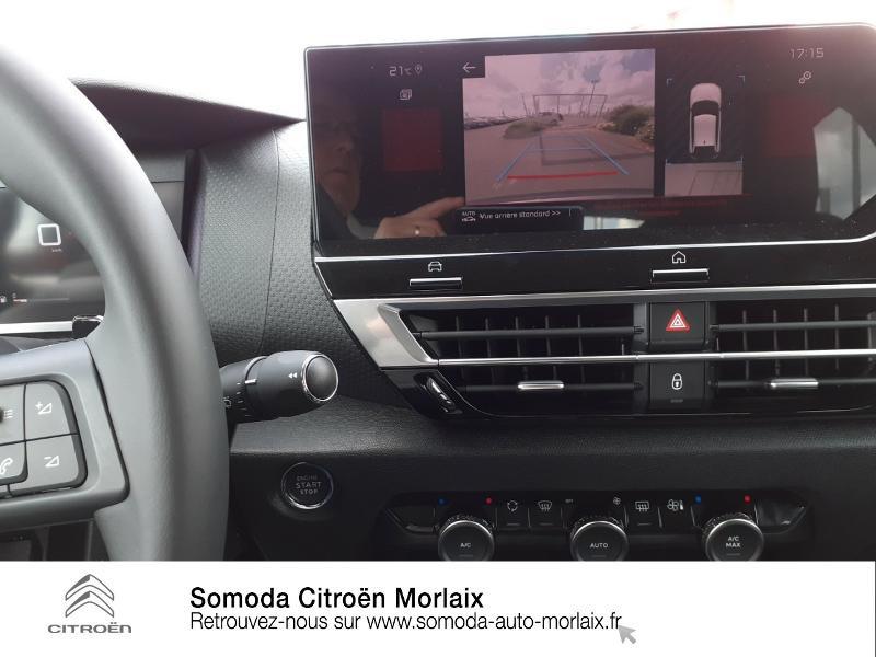 Photo 16 de l'offre de CITROEN C4 PureTech 130ch S&S Shine EAT8 à 27990€ chez Somoda - Citroën Morlaix