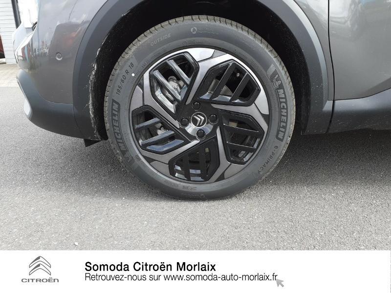 Photo 11 de l'offre de CITROEN C4 PureTech 130ch S&S Shine EAT8 à 27990€ chez Somoda - Citroën Morlaix