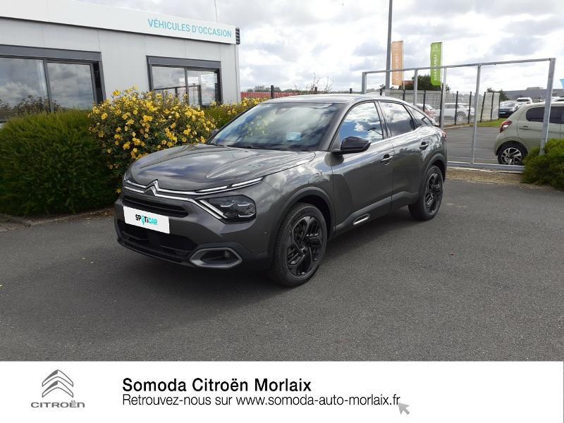 Photo 17 de l'offre de CITROEN C4 PureTech 130ch S&S Shine EAT8 à 27990€ chez Somoda - Citroën Morlaix