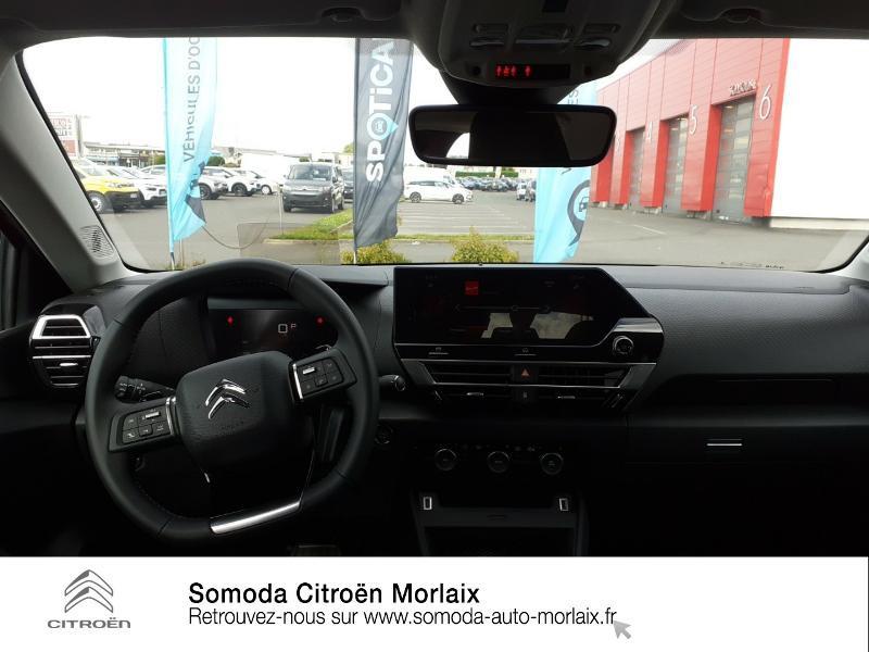 Photo 8 de l'offre de CITROEN C4 PureTech 130ch S&S Shine EAT8 à 27990€ chez Somoda - Citroën Morlaix