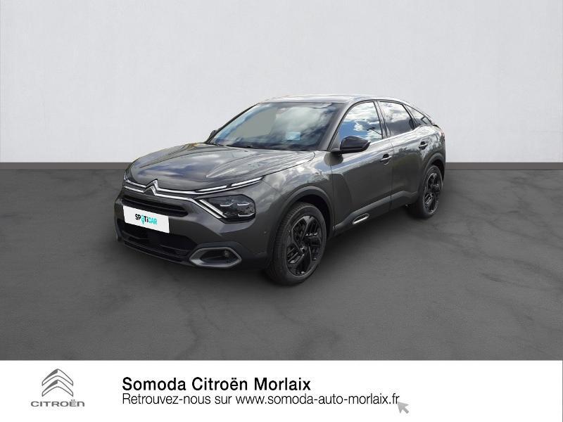 Photo 1 de l'offre de CITROEN C4 PureTech 130ch S&S Shine EAT8 à 27990€ chez Somoda - Citroën Morlaix