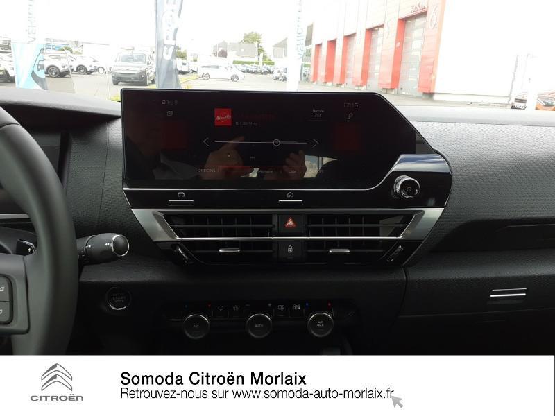 Photo 12 de l'offre de CITROEN C4 PureTech 130ch S&S Shine EAT8 à 27990€ chez Somoda - Citroën Morlaix