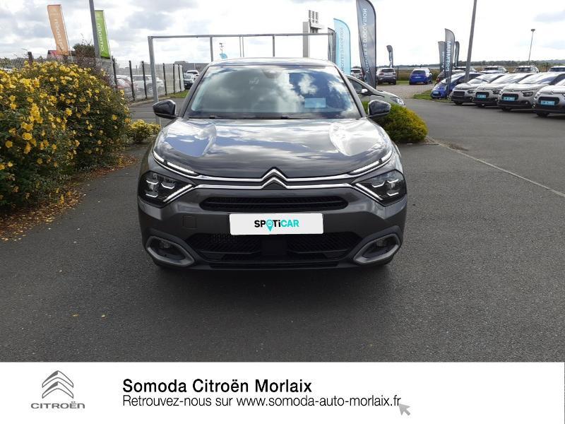 Photo 2 de l'offre de CITROEN C4 PureTech 130ch S&S Shine EAT8 à 27990€ chez Somoda - Citroën Morlaix