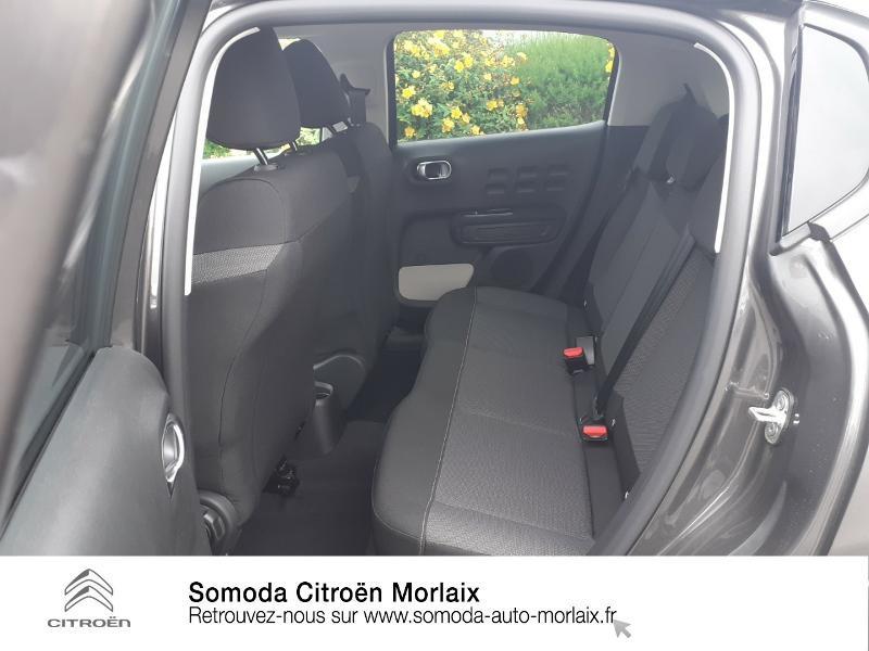 Photo 10 de l'offre de CITROEN C3 1.5 BlueHDi 100ch S&S Shine Pack E6.d à 19990€ chez Somoda - Citroën Morlaix