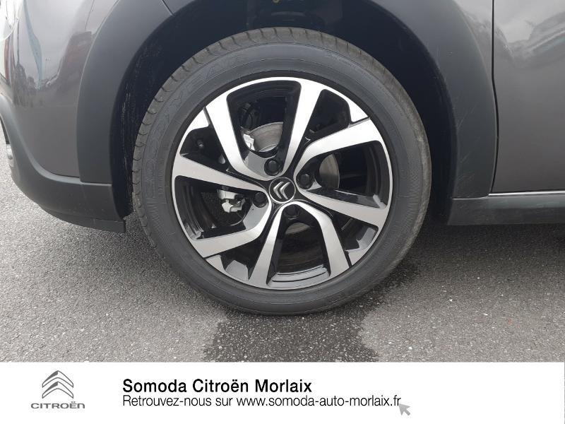 Photo 11 de l'offre de CITROEN C3 1.5 BlueHDi 100ch S&S Shine Pack E6.d à 19990€ chez Somoda - Citroën Morlaix