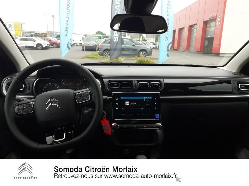 Photo 8 de l'offre de CITROEN C3 1.5 BlueHDi 100ch S&S Shine Pack E6.d à 19990€ chez Somoda - Citroën Morlaix