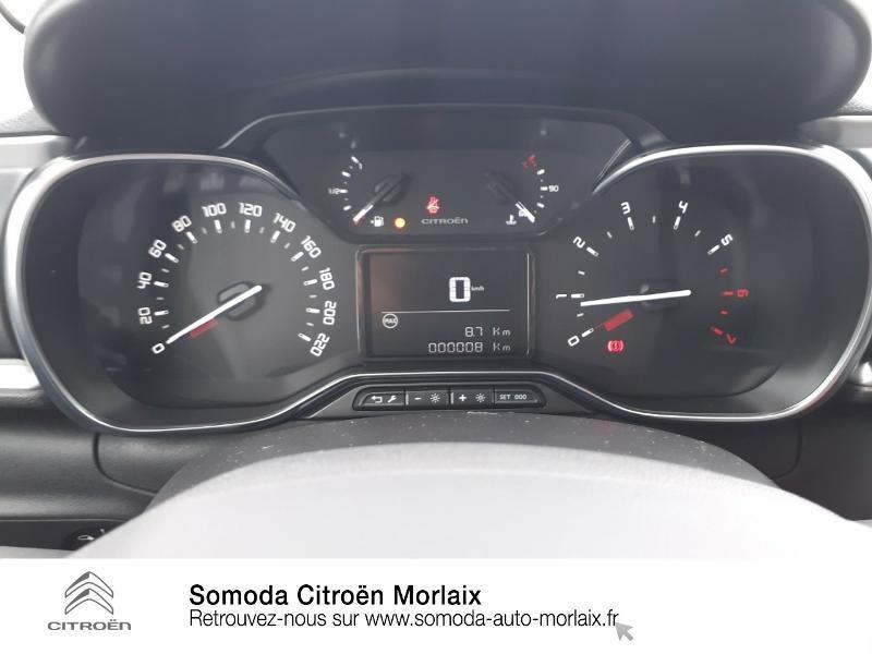 Photo 14 de l'offre de CITROEN C3 1.5 BlueHDi 100ch S&S Shine Pack E6.d à 19990€ chez Somoda - Citroën Morlaix