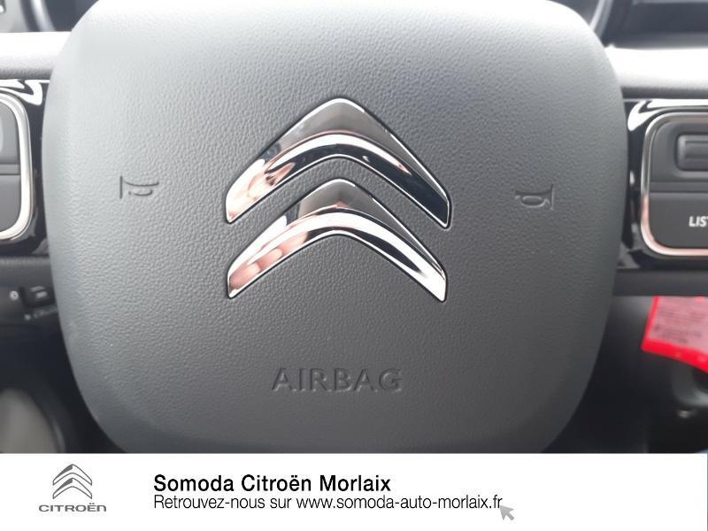 Photo 13 de l'offre de CITROEN C3 1.5 BlueHDi 100ch S&S Shine Pack E6.d à 19990€ chez Somoda - Citroën Morlaix