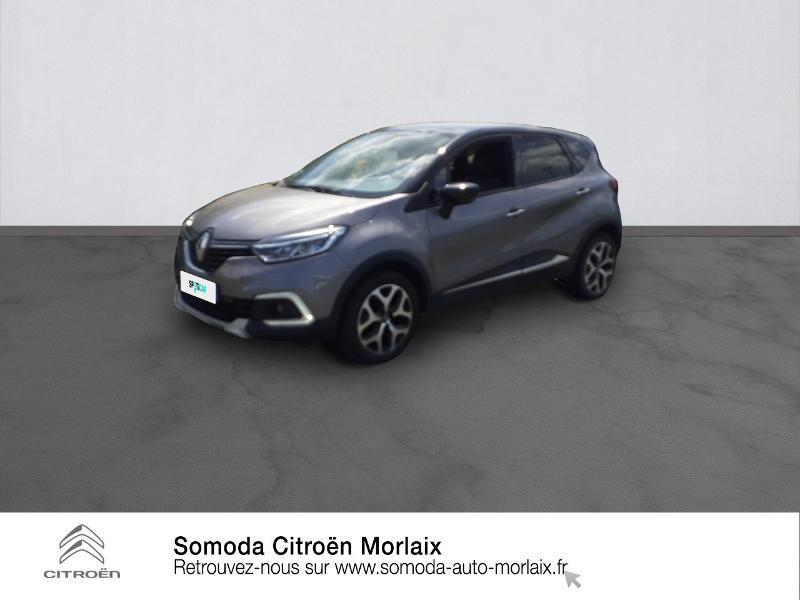 Renault Captur 1.5 dCi 90ch energy Intens Euro6c Diesel GRIS Occasion à vendre