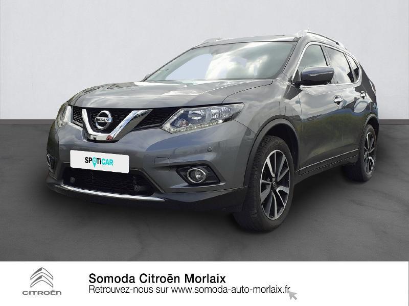 Nissan X-Trail 1.6 dCi 130ch N-Connecta Xtronic Euro6 Diesel gris Occasion à vendre