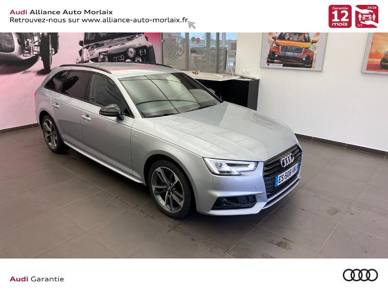 Photo 1 de l'offre de AUDI A4 Avant 2.0 TDI 150ch ultra Design Luxe S tronic 7 à 29990€ chez Alliance Auto – Audi Morlaix