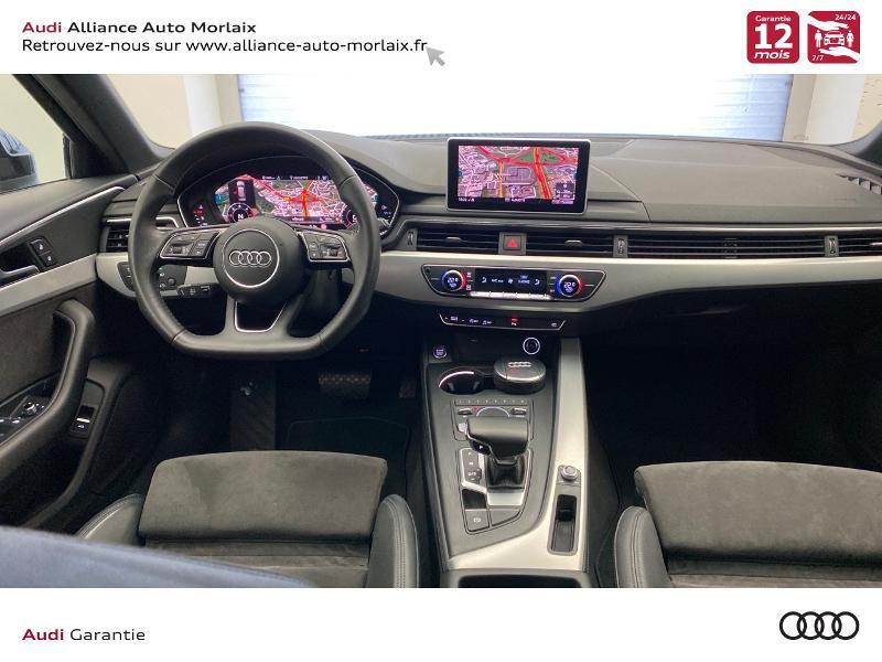 Photo 2 de l'offre de AUDI A4 Avant 2.0 TDI 150ch ultra Design Luxe S tronic 7 à 29990€ chez Alliance Auto – Audi Morlaix