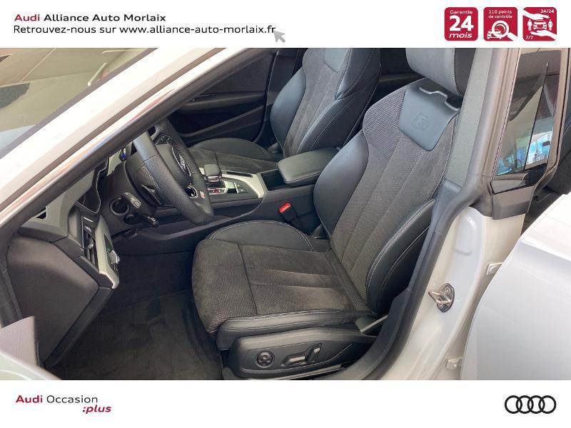 Photo 6 de l'offre de AUDI A5 Sportback 35 TFSI 150ch S line S tronic 7 Euro6d-T à 38290€ chez Alliance Auto – Audi Morlaix