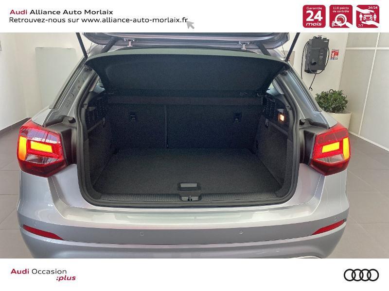Photo 10 de l'offre de AUDI Q2 1.4 TFSI 150ch COD Sport à 22990€ chez Alliance Auto – Audi Morlaix