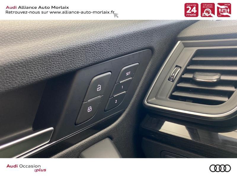Photo 17 de l'offre de AUDI Q5 3.0 V6 TDI 286ch Avus quattro Tiptronic 8 à 46990€ chez Alliance Auto – Audi Morlaix